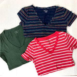 MERONA Striped Shirts Bundle